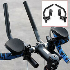 Bicycle Rest TT handlebar For Road Bikes Aero Position Clip On Triathlon Bars