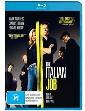 The Italian Job (Blu-ray, 2009)  My movies are ALL AS NEW CONDITION