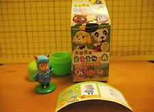 Furuta NINTENDO Animal Crossing Choco Egg Mini Figure With Stand #1 CYRUS