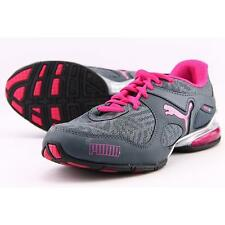 Puma Cell Riaze Foil Women US 7.5 Gray Running Shoe Pre Owned  1273
