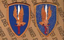 US Army 1st Aviation Brigade dress uniform patch m/e