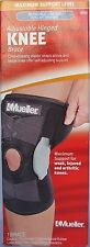 Mueller Adjustable Hinged Knee Brace Maximum Support Level #6455