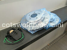 Genuine BMW E46 M3 Rear Brake Disc & Brake Pad & Pad Sensor Kit