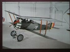 POSTCARD HANRIOT HD-1 PLANE