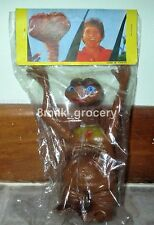 "Vintage 1983 E.T. THE EXTRA TERRESTRIAL 6"" Vinyl  Figure Taiwan MIP"