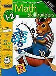 Step Ahead Ser.: Math Skillbuilders by Golden Books Staff (2000, Paperback)