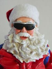 RARE RETIRED POSSIBLE DREAMS CLOTHTIQUE SANTA SKI BUNNIES ORIGINAL SUNGLASSES