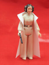 Vintage Star Wars Princess Leia Organa Complete Action Figure with Weapon
