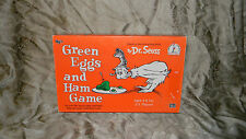 Dr. Seuss Green Eggs And Ham Board Game