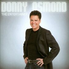 The Entertainer by Donny Osmond (CD, May-2010, 2 Discs, Decca)