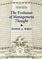 The Evolution of Management Thought, 4th Edition-ExLibrary