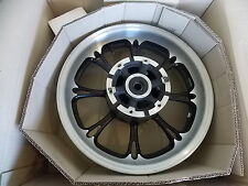 "Yamaha OEM Rear Cast Wheel Rim 4.50"" x 16"" 2009 V Star XV950 5S7-25338-01"