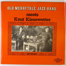 "12"" LP - Old Merrytale Jazz-Band - Meets Knut Kiesewetter - B2919"