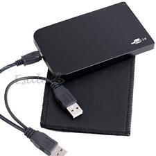 """2.5"""" BOITIER EXTERNE ENCLOSURE IDE DE DISQUE DUR DD HDD USB 2.0 POUR LAPTOP PC"""