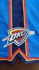 Mens NBA adidas Swingman Oklahoma City OKC Thunder short Size Small