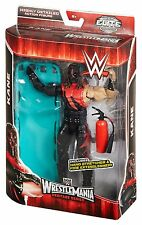 WWE KANE MASK WWF WRESTLEMANIA 31 HERITAGE ELITE MATTEL ACTION WRESTLING FIGURE