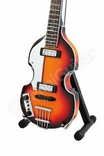 Miniature Bass Guitar Paul McCartney THE BEATLES