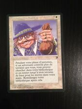 MTG MAGIC RENAISSANCE BLACK BORDER FRENCH LAND TAX (CONTRIBUTION FONCIERE)