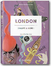 London, Shops and More,ACCEPTABLE Book