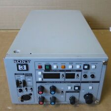 Sony Camera Control Unit CCU-TX50P 240V 50/60Hz For DXC-D50/D55 Series