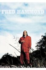 Fred Hammond - Free to Worship  Live at the Potter's -  DVD New Factory Sealed