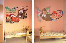 Murales/Decorazioni murali disegni DIPINTI A MANO su misura PITTURA