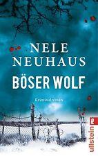Nele Neuhaus  ►  Böser Wolf   ►►►UNGELESEN