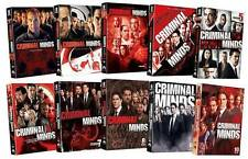 Criminal Minds: Seasons 1-10 Complete Series DVD Region 1 Free Shipping