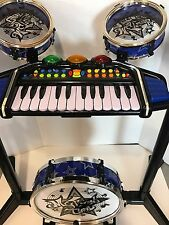 Kids Electronic Keyboard Organ Musical Piano , Drum Set , Toy