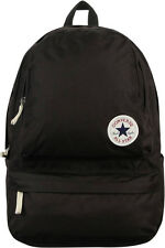 Converse All Star Chuck Plus Mochila Bolso Negro