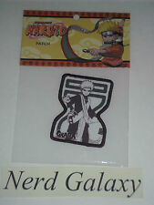 Naruto Gaara Sand Village Patch, Licensed, Embroidered NEW! FREE SHIPPING!