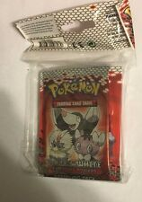 Pokemon Mini Collectors Binder Emerging Powers Holds 60 Cards WITH SAMPLE PACK