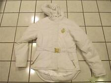NWT WOMENS ROCAWEAR WHITE WINTER JACKET SIZE SMALL (#144)