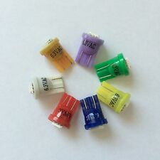 TEN Pinball LEDs #555 SMD Superbright type - mix and match colours