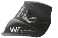 WECS Auto Change Light Reactive Welding Mask Shield Shade 9-13