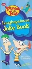 Disney Joke Book - Phineas and Ferb, Parragon Books, New Book