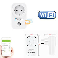 PRESA INTELLIGENTE WIFI WIRELESS SMART PLUG CON TIMER PER ANDROID/iOs FINO 2220W