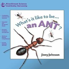 What's It Like to Be an Ant? by Jinny Johnson (2014, Paperback)