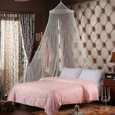 Net Canopy Bed Curtain Dome Mosquito Insect Stopping Suit Single Queen Bed
