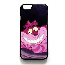 Cheshire cat Alice's Adventure in Wonderla Hard Phone Case For iPhone iPod Touch