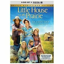 Little House on the Prairie Season 1 (Deluxe Remastered Edition DVD + UltraViole
