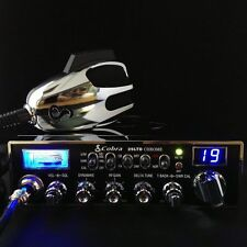 Cobra 29 LTD Chrome CB Radio-Performance Tuned-Echo - Schottky Diode Receive Mod