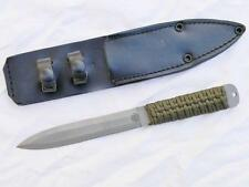 EK KNIVES #2C COMMANDO fighting knife dagger-circa 2001-Bark River Mich USA; NIB