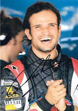 Vitantonio Liuzzi SIGNED 12x8 F1 Toro Rosso Portrait , 2006 Grand Prix Season