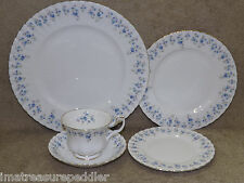 Royal Albert Memory Lane Blue Flowers 20 pc Dinnerware Sets up to 3 available