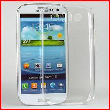 Rückschale für Samsung Galaxy S3 i9300 Tasche Case Schale Hülle S 3 transparent