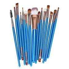 15Pcs Pro Makeup Brushes Cosmetic Powder Foundation Make Up Brush Set Blush T1