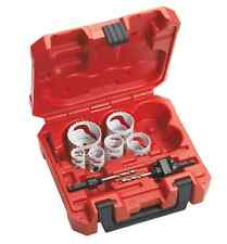 NEW MILWAUKEE 49-22-4079 8PC REFRIDGERATION HOLE SAW KIT BI METAL ICE HARDENED