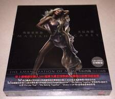 Mariah Carey 2005 The Emancipation Of Mimi Taiwan Deluxe Box CD Promo DVD Sealed