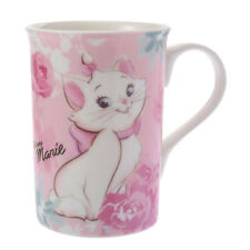 Marie Cat Mug Cup Flower ❤ Disney Store Japan The Aristocats